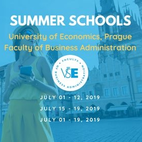 Summer Schools at the Faculty of Business Administration /July 2019/