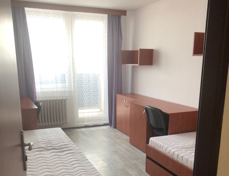 First part of reconstruction of dormitories Jarov was completed