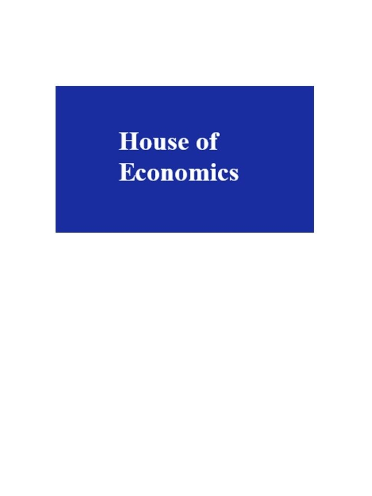 New school-wide magazine for students of Economic Journalism: House of Economics