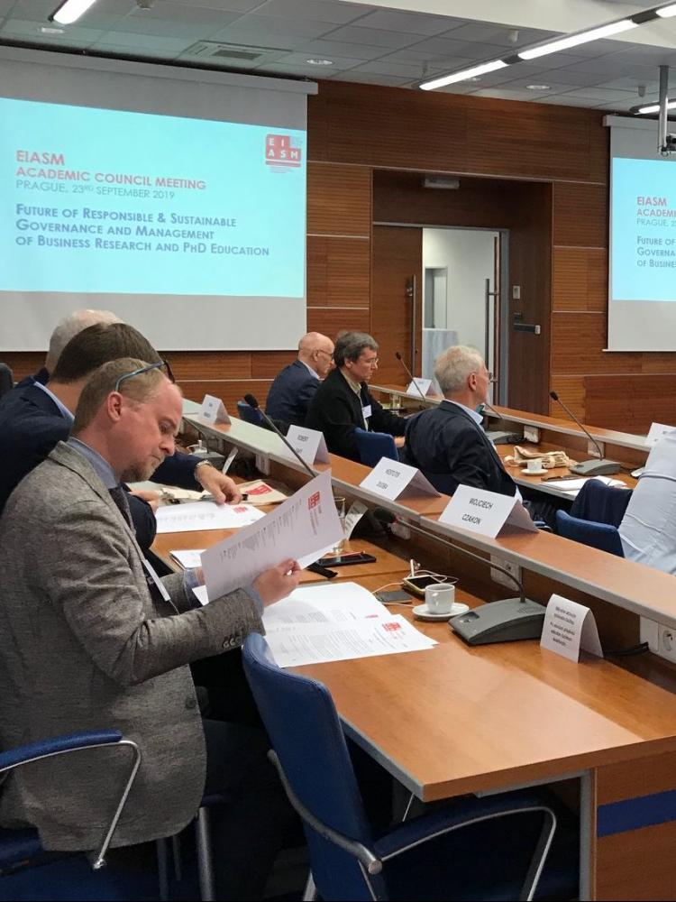 EIASM Academic Council Meeting 2019