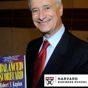 VŠE Will Award Honorary Doctorate to Robert S. Kaplan /23. 9./