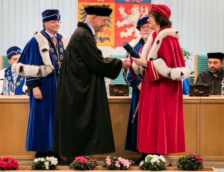 Dutch sociologist and honorary doctorate of University of Economics, Prague Geert Hofstede passed away