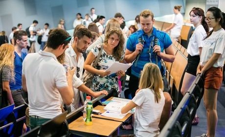 Selection procedure for the exchange semester abroad in Bachelor's program is open