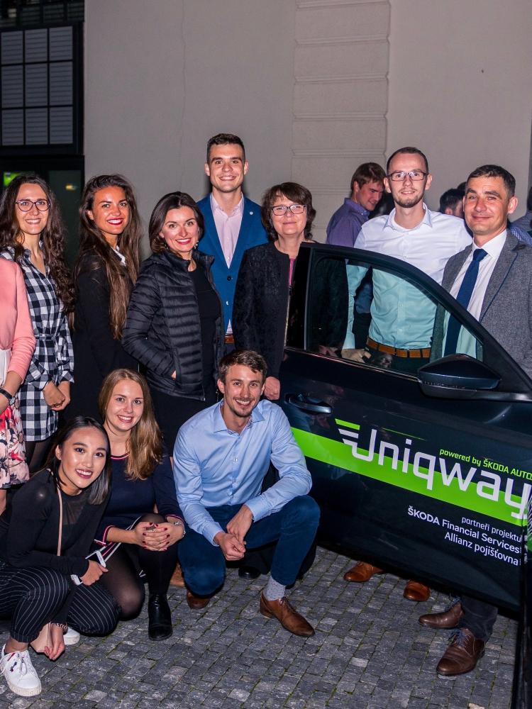 Uniqway celebrates first birthday