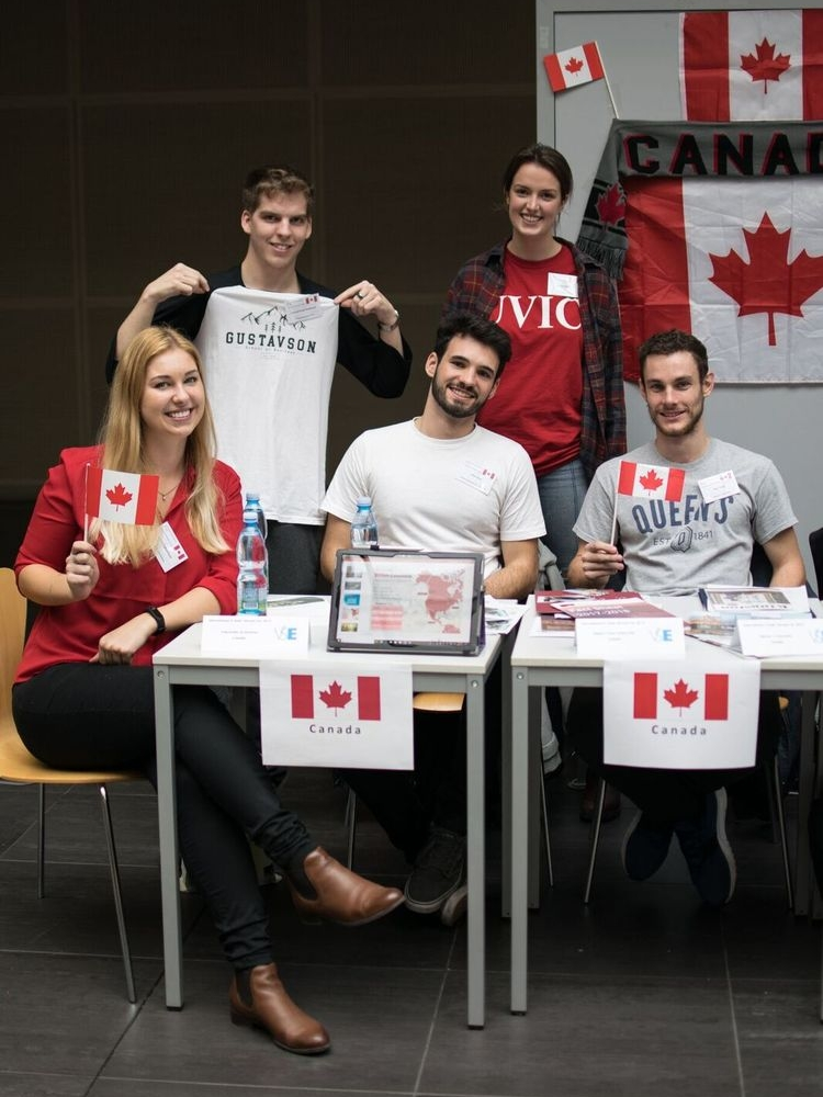 International and Study Abroad Fair 2018 took place at VŠE