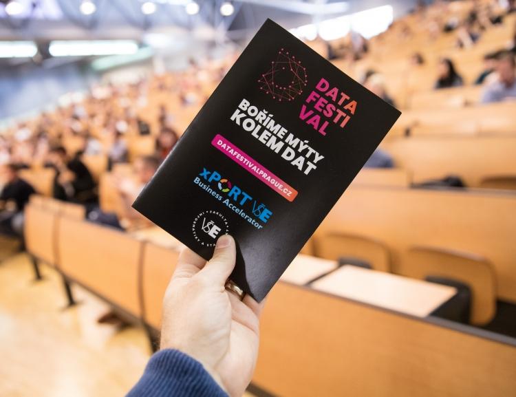KPMG Data Festival přivítal téměř 3000 datových nadšenců