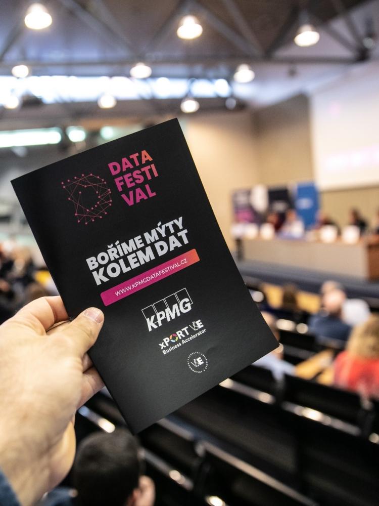 KPMG Data Festival 2021: Kdo umí pracovat s daty, má moc