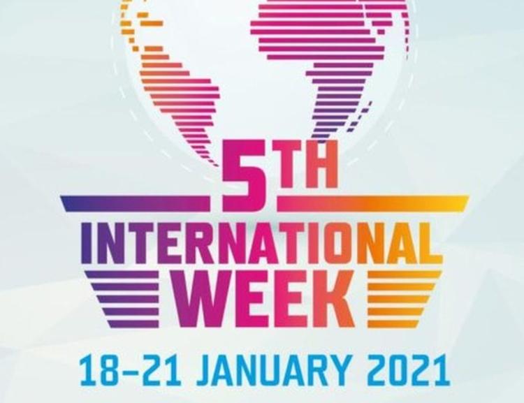 FIS a FFÚ uspořádaly International Week 2021