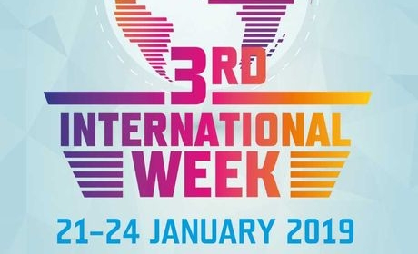 FIS hostí International Week /21.-24.1./