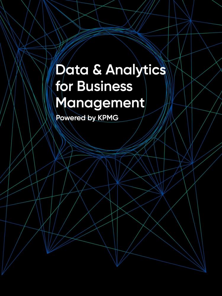 FIS nabízí nový MBA program – Data & Analytics for Business Management