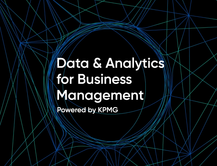 FIS nabízí nový MBA program – Data & Analytics for Business Management