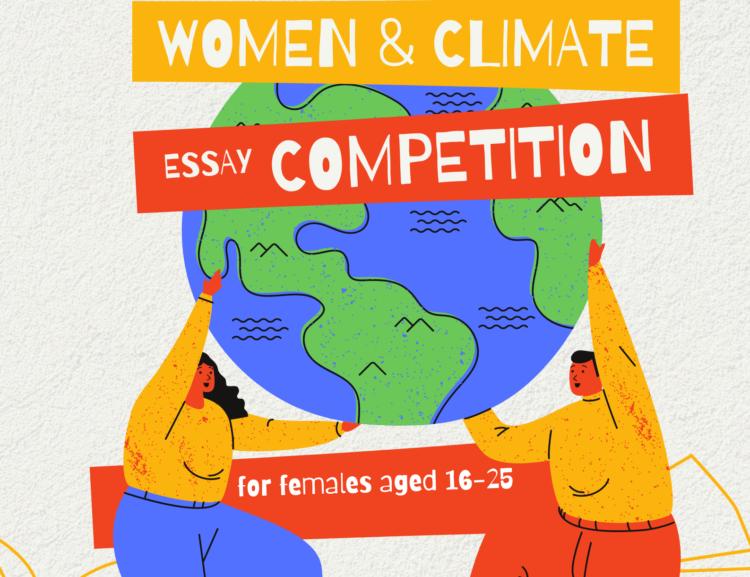 Velvyslanectví Kanady, Velké Británie a Spojených států amerických vyhlašují soutěž pro mladé ženy