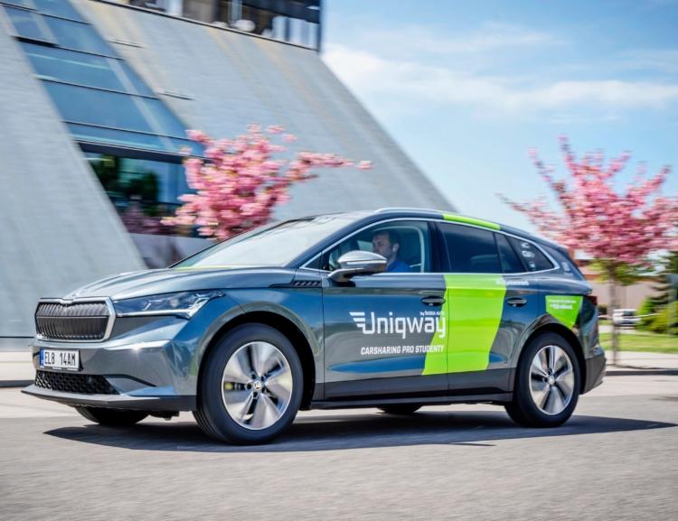 Uniqway jede dál a uživatelům přiváží novinky