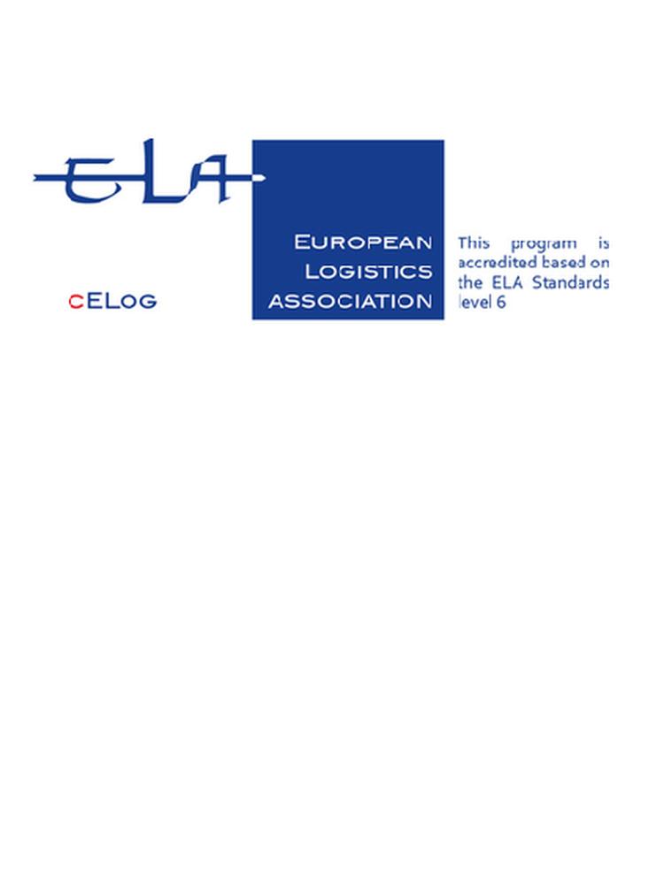 Katedra logistiky získala prestižní mezinárodní certifikaci cELog Evropské logistické asociace