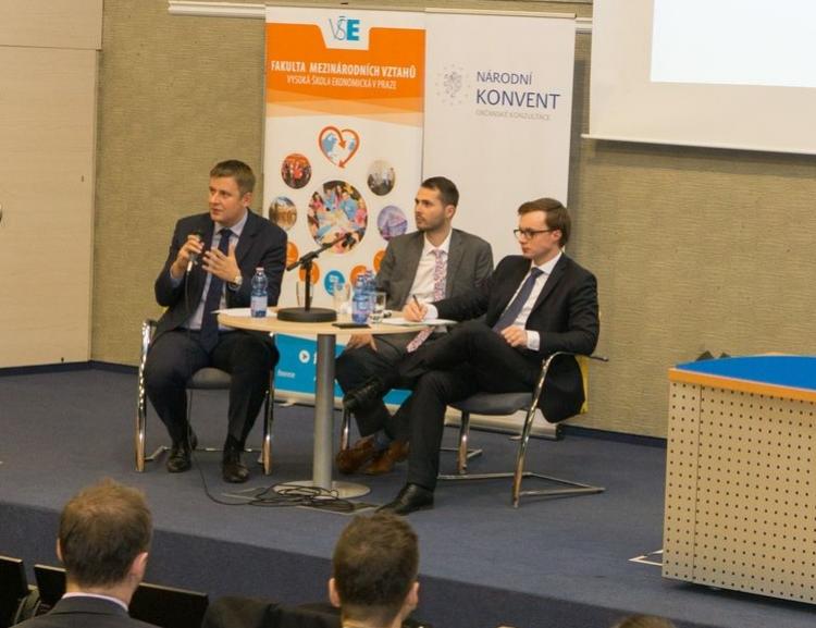 Na FMV proběhla debata o budoucnosti Evropy s ministrem zahraničních věcí