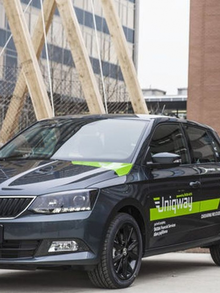 Carsharing pro studenty Uniqway zahajuje provoz