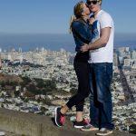 Fotografie č. 10: Student na zahraničním studijním pobytu v San Franciscu