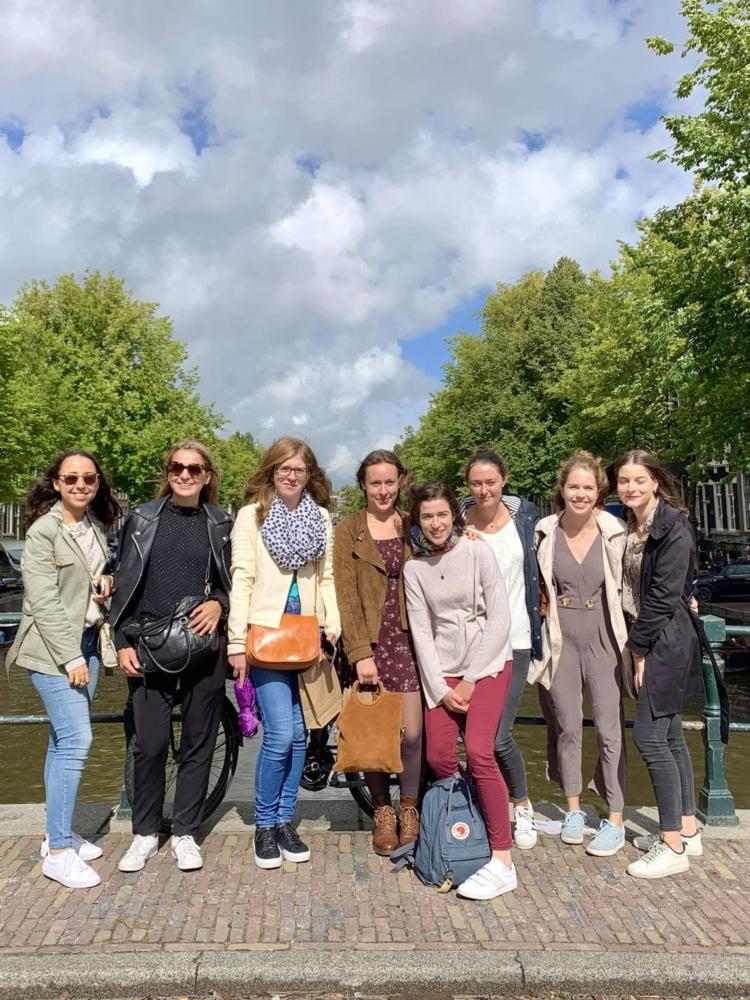 Pobyty studentů v rámci programu Erasmus+ stále pokračují