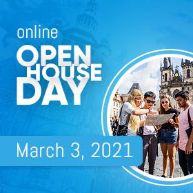 Zájemce o cizojazyčné programy zveme na online den otevřených dveří /3. 3./
